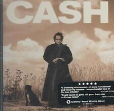 American Recordings by Johnny Cash (CD, Mar-2002, Universal Distribution)