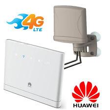 Huawei B315 4G LTE Unlocked 3G Router - Like D-Link DWR921 / B890 / B593