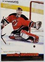 Martin Brodeur Pacific 2000 1999 NHL Trading Card #235 New Jersey Devils