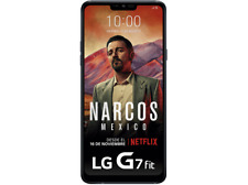 """Móvil - LG G7 Fit, Negro, 64 GB, 4 GB RAM, 6.1"""", Snapdragon 821, 3000 mAh"""