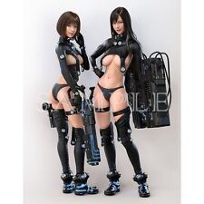New GANTZ:O Chara Fine Art Board P10 Type F Black Japan Anime Picture poster F/S