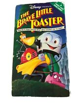 The Brave Little Toaster Disney Presents VHS