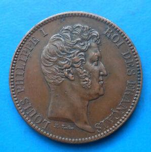 Louis-Philippe essai au module de 5 francs par Thonnelier 1833