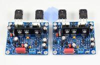 LJM- MX50 100W SE Power amp Assembled board Amplifier 2pcs