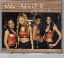 (HE776) Destiny's Child, Say My Name - 2000 CD