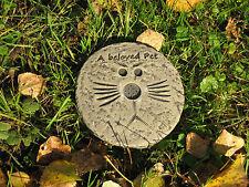 a beloved pet cat/dog memorial stone garden ornament (s) <<VISIT MY SHOP>>