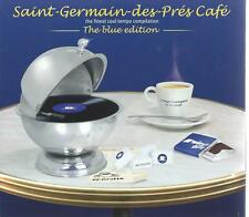 DOUBLE / 2 CD album - SAINT GERMAIN DES PRES CAFE - BLUE EDITION  new age lounge