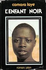 livre l'enfant noir Camara Laye book