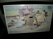 1:35 Trumpeter Soviet Armoured Aerosan NKL-26 OVP