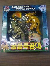 Transformers SOK Sonokong Dino Robot Set of 4   NEW FREE SHIP US