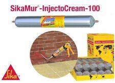 Sika–SikaMur InjectoCream 100 Feuchtigkeitsbeständig 600ml feuchte Barrier Folie