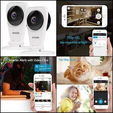 #1 Camaras Wifi de seguridad Inteligente Sistema Inalambrico con Vision Nocturna