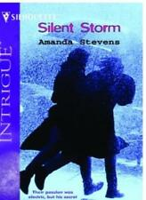Silent Storm (Intrigue)-Amanda Stevens
