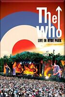the Who - The Who: Live In Hyde Park [DVD + 2CD] [NTSC][Region 2]