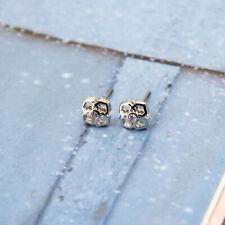 Kendra Scott Rue Stud Earrings In Silver NEW