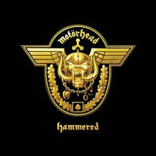 Motorhead 'Hammered' Vinyl - NEW 2019 (Out April 5)