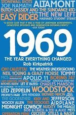 1969: The Year Everything Changed (Paperback or Softback)