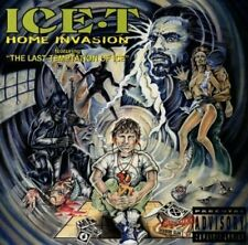 Ice-T Home invasion (1994)  [2 CD]