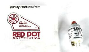 New RD-5-4620-0P Red Dot Trinary Switch