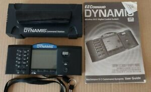 Bachmann E-Z Command Dynamis DCC control System (Untested - No Power Supply)