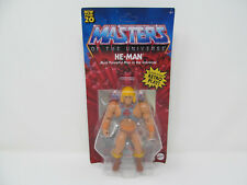 Masters of The Universe MOTU Origins He-man Figure 2020 Mattel