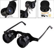 10x34mm Glasses Fishing 66g Ultralight Hand Free Binoculars Telescope