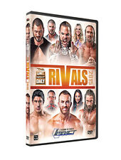 Official TNA Impact Wrestling One Night Only Rivals 2015 Event DVD