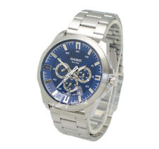 -Casio MTPSW310D-2A Men's Metal Fashion Watch Brand New & 100% Authentic