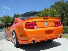 Street Scene 950-70743 Generation 1; Rear Fascia Fits 05-09 Mustang