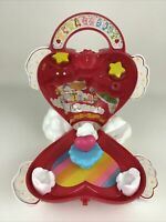Kenner Care Bears Care A Lot Playset Vintage 1983 Heart Carry Case Cloud Spinner