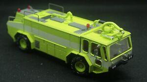 CONRAD #5507 – E-One Emergency Airport Fire Crash Tender 1:50