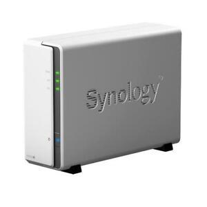 Synology NAS DISKSTATION DS120J BIANCO 1 VANO (0000037373)