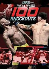 UFC Presents: Ultimate 100 Knockouts DVD