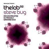 Steve Bug - The Lab 02 (2CD) DJ Friendly Unmixed Feat Kikki , Peace Division