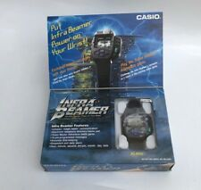 CASIO JG-100C - Infra Beamer Remote Watch Super Rare Vintage - Japanese Watch