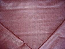 4-3/8Y Lee Jofa Metallic Bronze Heavy Weight Leatherette Vinyl Upholstery Fabric
