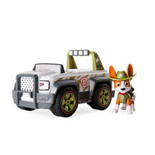 Paw Patrol Tracker Vehicle patrulla canina Figure Tracker Dog Toy GENUINE NEW