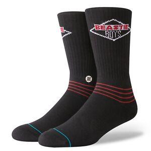 Stance Socks, License To Ill, Beastie Boys Collection, Black, Socken, Neu