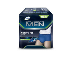 TENA Men Active Fit Pants Plus L (4x10 Stk.)