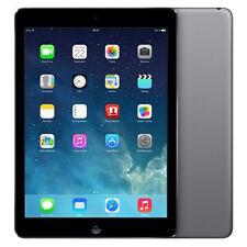 Apple iPad Air 1. Generation 32GB (9,7 Zoll) WLAN + LTE Spacegrau Akzeptabel