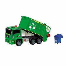 Dickie Toys 186395 Air Pump 12 Inch Garbage Truck - Green