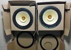 pair 2 unit HiEND 6.5 inch fullrange speaker PK lowther KO fostex