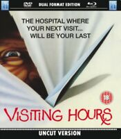 NEW Visiting Hours Blu-Ray + DVD
