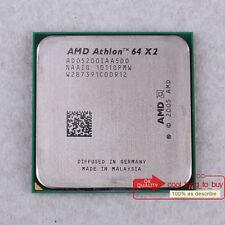 AMD Athlon 64 X2 5200+ ADO5200IAA5DO CPU 2.7/2M/1000 SocketAM2 100% work free sp