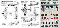 XTRADECAL RAREPLANE 1/72 JRF-2/5 Goose Mk.IA/II 412 Sqn (USN/USCG/RCAF/JMSDF/RN)