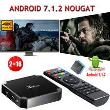 X96MINI 2+16G Quad Core Android 7.1.2 Smart TV BOX HDMI 4K WIFI Media Player ES