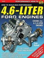 Build Max Performance Cobra Turbo Mustang 4.6 Ford Engines Book