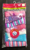 Okie Dokie Girls 7 Pair Pack Panties Underwear Size 2T / 3T
