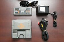 PC Engine Core Grafx 2 console Japan NEC PITG7 system US Seller