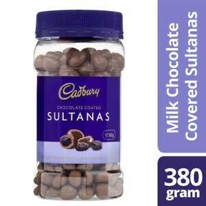 Cadbury Scorched Sultanas 380g
